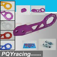 Wholesale Tow Hook Integra - PASSWORD JDM Purple Rear TOW HOOKS FOR CIVIC CRX INTEGRA RSX
