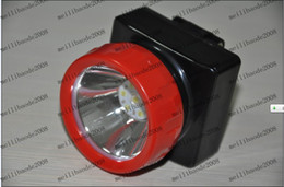 Wholesale Miner Lights - MHJB07 200pcs lot LED Miner Cap Light, Mining Head Light (Free Shipping)