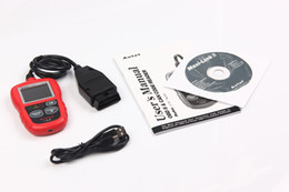 Wholesale Jeep Keys Code - Auto Link AL319 Auto diagnostic Code Reader One-Click I M Readiness Key Autel AL319