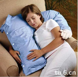 Wholesale Pillow Arms - Funny Boyfriend's Arm Hold Pillow Bed   Sofa Cushion Pillows