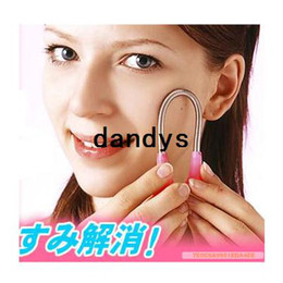 Wholesale Hair Remover Stick Epilator - Facial Threading Epistick face Epilator Spring Hair Remover Removal Stick