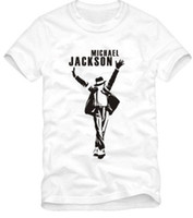 Wholesale Tees For Children - free shipping high quality summer Tee kids tshirt Michael Jackson t shirt King Of Pop Band dance t shirt for children 100% cotton 6 color