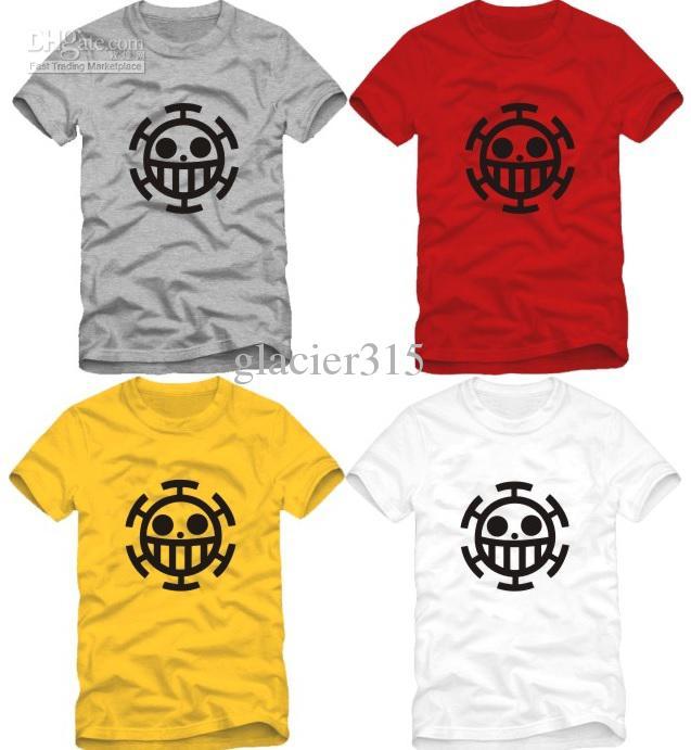 2017 High Quality Summer Tee Kids T Shirt Trafalgar Law T Shirt ...