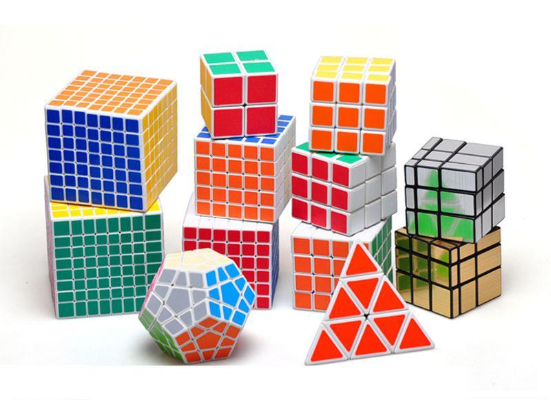 Cubo puzzle cubo magico Shengshou 6x6x6