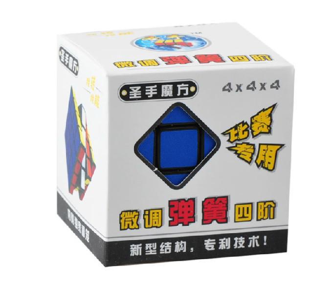 Shengshou 4x4x4 Sihirli Küpler Bulmacalar
