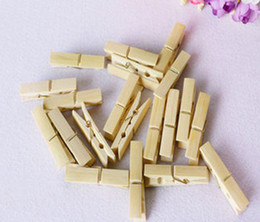 $enCountryForm.capitalKeyWord Canada - Home Decoration Wood Clothespin Natural TOP QUALITY 7.2cm Big Wooden Clothes Peg Clip