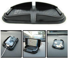 Wholesale Iphone4s Frame - Car Mobile phone put rack shelf, silica gel frame, iphone4s HTC samsung nokia holder