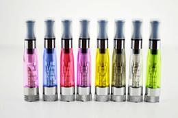 Wholesale Ce4s Plus - CE4+ CE4S CE5+ CE5S Atomizer Clearomizer CE4 Plus CE5 Plus Clear Atomizer for Electronic Cigarette E-cigarettes E-cig Colorful Atomizer