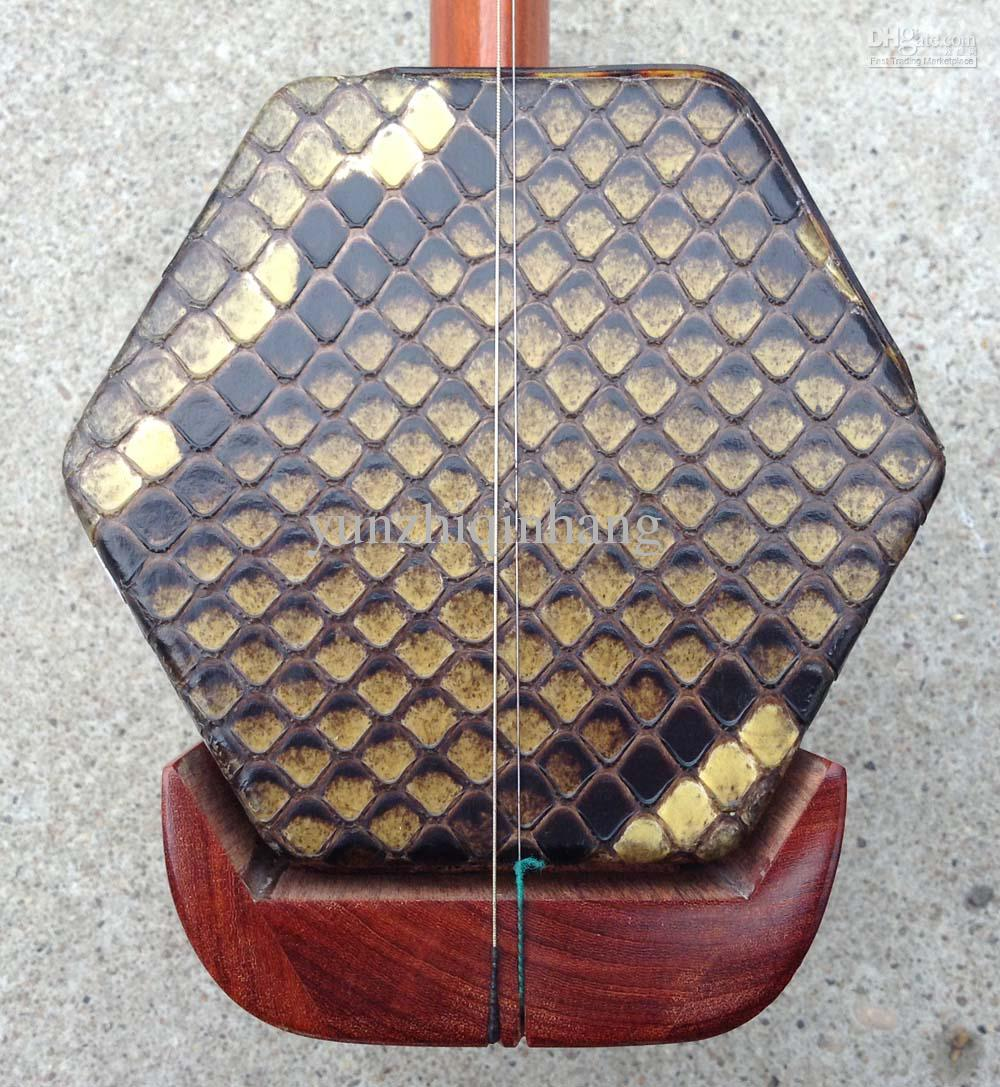 Wholesale China楽器、エルフ、Annatto Erhu、Annatto Panlong Erhu、ダイレクトメーカー