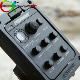 Wholesale Double Acoustic - Fishman Presys Blend Acoustic Guitar Pickup Flick playing board fishman presys guitar pickup double input Electric Guitar From China