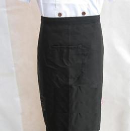Wholesale Apron Waiter Waitress - Restaurant Chef , Waiter Waitress Half Waist Apron