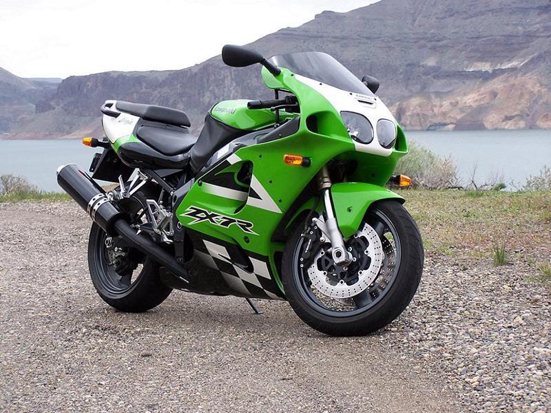 Kawasaki Zxr Fairing Graphics