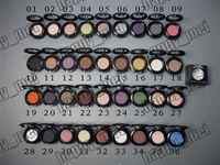 makyaj fırçaları fabrikası toptan satış-Fabrika Doğrudan DHL Ücretsiz Kargo Yeni Makyaj Gözler Ayna Ve Fırça Olmadan 1.5g Göz Farı! 36 Farklı Renkler