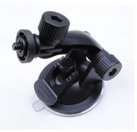 Wholesale Car Windows Suction Cup Camera - WINDOW Suction Cup camera Mount gps mount Camera Holder camera support Car Bracket holder for HD Camcorder GOPRO hero Adapter