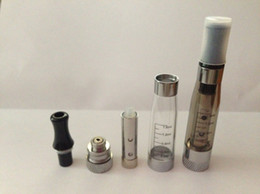 Wholesale Ego C Ce5 Wickless - electronic cigarette CE4 CE5 CE6S clearomizer CE6 atomizer CE6S cartomizer no wick wickless vaporizer replaceable core ego ego-t ego-c twist