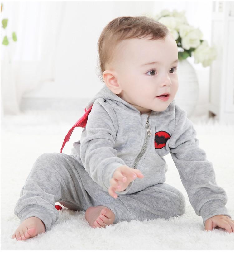 Set New Fashion Children Boys Suit Baby Boy