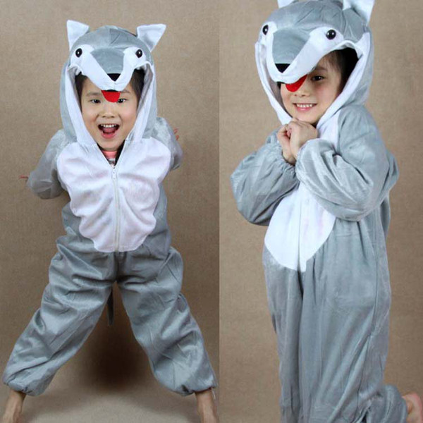 free shipping lint children show clothing wolf halloween costume cosplay accessories animal clothes costume party supplies  sc 1 st  DHgate.com & Lint Children Show Clothing Wolf Halloween Costume Cosplay ...