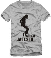 Wholesale Summer Christmas T Shirt - Free shipping Retail Tee hot sale kids t shirt dance t shirt fashion Michael Jackson dance printed mj t shirt for children 100% cotton