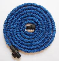 Wholesale Magic Expanding Hose - Free Shipping 50ft expanding magic hose Expandable Flexable USA standard hose
