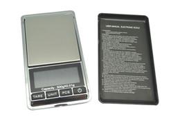 Wholesale Digital Mini Lab - 500g x 0.01g Mini Digital Scale Jewelry Lab Weight Balance with LCD Display+++Free shipping