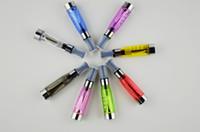ce4 atomzier achat en gros de-CE4 atomiseur Date Cartomizer CE4 Clearomizer pour E-cigarette Ego t Ego W cigarette électronique Kits cigarette électronique Atomzier coloré