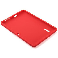Wholesale Allwinner Cover Silicon - Multi-color Colorful Soft Silicone Rubber Back Cover Case For Q88 Allwinner a13 Tablet PC MID 10pcs Free Shipping