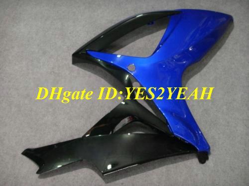 Kit carenatura 2006 SUZUKI GSXR600 750 GSXR600 GSXR750 K6 06 07 GSXR 600 GSXR 750 carenatura blu nero kit SJ52