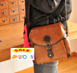 $enCountryForm.capitalKeyWord NZ - vintage British style SLRs pu leather camera bag shoulder bag  camera pouch