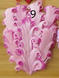 Coussinets Nagorie / Coussinets en plumes bouclés, Accessoires de coussinets en plumes Nagorie Curled Accessoires d'ornements de cheveux