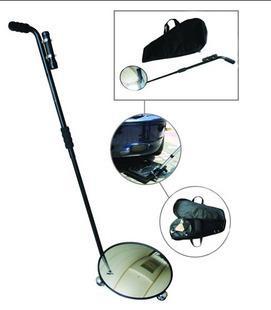 Well-Dam Auto Inspectie Mirrors Security Mirror WD-ML Under Auto Mirror V3 Handheld Convex Car Mirror