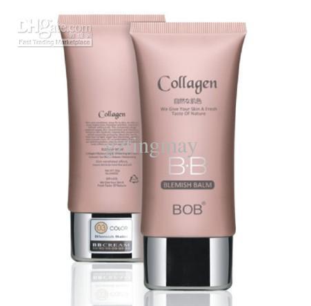 Nueva llegada SUPER Collagen BB cream A estrenar con la caja / envío gratis