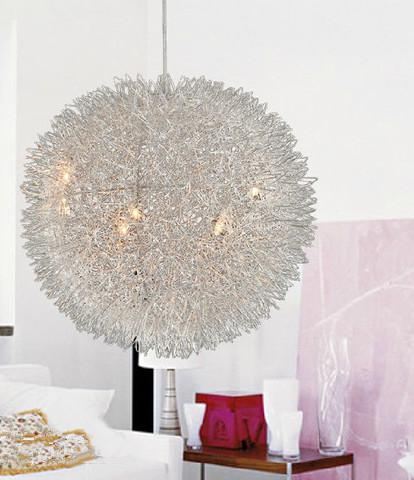 Discount 300mm Aluminum Wire Ball Pendant L& Chandelier Ceiling Lighting Light Fixture Lights For Ceiling Pendant Light Kitchen From Lxledlight ... & Discount 300mm Aluminum Wire Ball Pendant Lamp Chandelier Ceiling ... azcodes.com