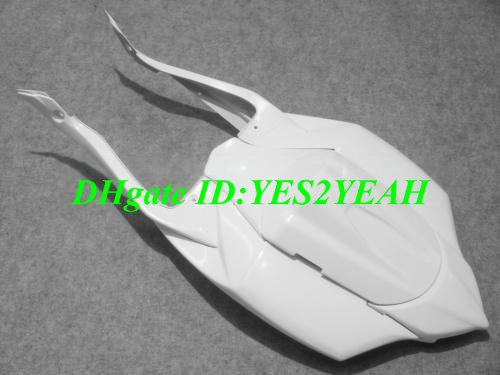 Injectieballen Carrosserie voor 2008 2009 SUZUKI GSXR600 750 GSXR 600 GSXR750 K8 08 09 GSXR 750 White Fairing Body Kit SY36