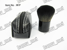 Wholesale 182 Brushes - Factory Direct DHL Free Shipping New Makeup Blusher 182 Brush With Leather Bag!