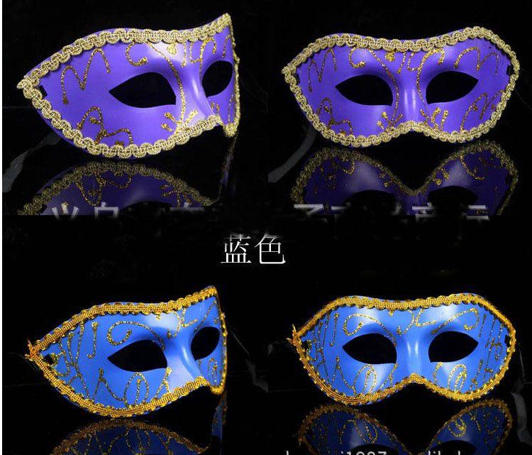 masquerade costume party new year christmas halloween danza donne sexy mix maschera il viso maschere veneziane