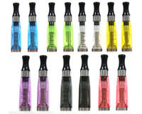 Wholesale ego ce4 ce5 ce6 wick for sale - Group buy CE4 CE5 CE6 CE4S Cartomizer Clearomizer ego long wick Heavy vapor no e liquid leaking for EGO T EGO W EGO C eGo V eGo K battery e cigarette