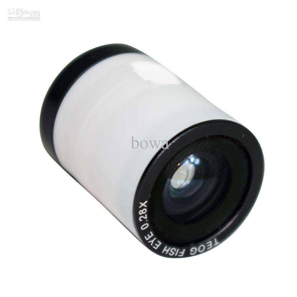 Wholesale - 3 in 1 tego Lens Kit Macro+Wide angel+fisheye lens fish eye photolens for iPhone 5 / 5g