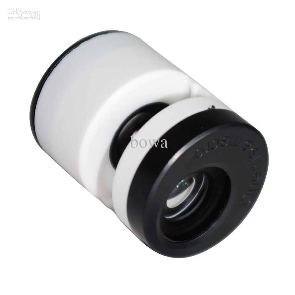 Wholesale - TEOG 3 in1 lens wide angle+fisheye+macro photo lens for iphone4/4s