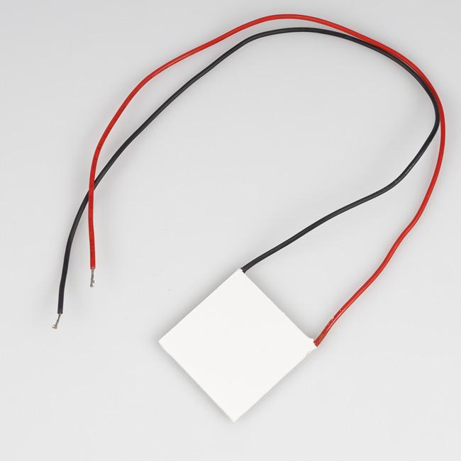 Spedizione Gratuita 5 Pz / lotto Nuovo 12 V 60 W TEC1-12706 Dispositivo di Raffreddamento Termoelettrico Peltier # BV204 @ CF