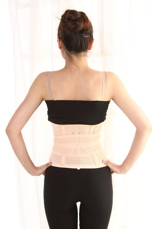 Soutien-gorge de ceinture abdominale de vente chaude de bande de ventre, corset