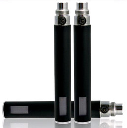 Wholesale Ego T Ce5 Lcd - EGO LCD battery 1100 900 650mah Electronic Cigarette Ego Battery Display Battery for ego t CE4 CE5 CE6 vivi nova atomzier hot item