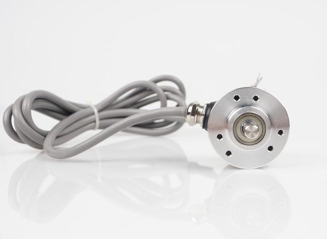 Frete Grátis Novo 600 P / R Encoder Rotativo Incremental 6mm Eixo DC 5-24 V SM548 @ CF