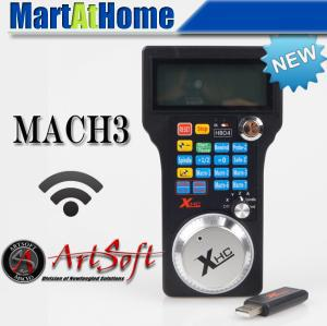 2019 2016 Version Wireless Manual Pulse Generator MPG USB Mach3 For CNC  Milling Machine #SM430 @SD From Martathome, $88 45 | DHgate Com