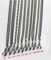 Wholesale E Cig Sling - Top Quality Fashion Metal lanyard eGo Necklace for e-cigarette eGo Sling eGo Lanyard String CE4 E-Cig E-cigar Free Shipping EGO Lanyard