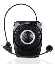 Wholesale Amplifier Voice Speaker - Recommended TAKSTAR E8M Mini Voice Amplifier Digital Sound 18W output power speaker audio play USB disk TF card for water and dust proof