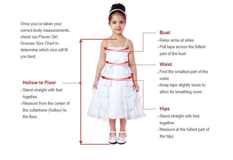 Süßes Baby Kind Erstkommunion Party Kleid Spitze Perlen mit Flügelärmeln Plissee Bogen Hochzeit A-Linie Blumenmädchenkleider 2020