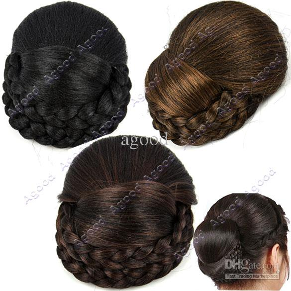 2018 New Fashion Women Girl Clip In Hairpiece Clip In Hair