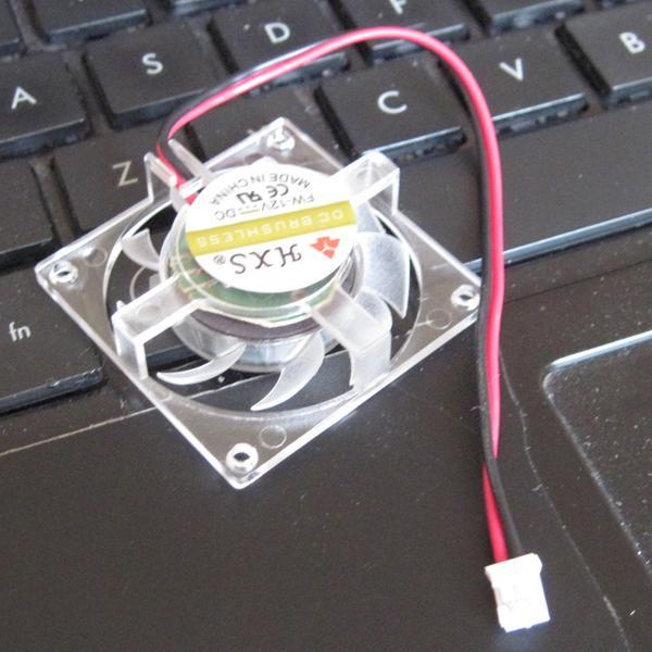 10 unids GPU VGA Tarjeta de Video Gráfica Enfriador Ventilador de la lámina 40mm 4 cm 2.0 2 p conector