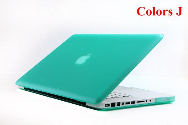 2018 matte laptop flip case back cover skin for apple. Black Bedroom Furniture Sets. Home Design Ideas