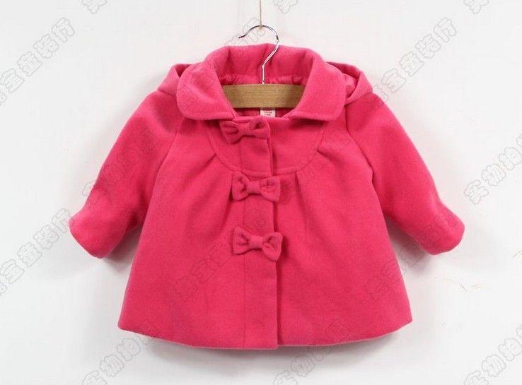 Images of Baby Girl Coat - Reikian